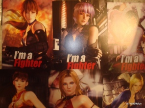 DOA5 i'm a Fighter