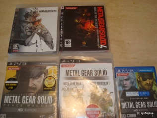 MGS collection Hd