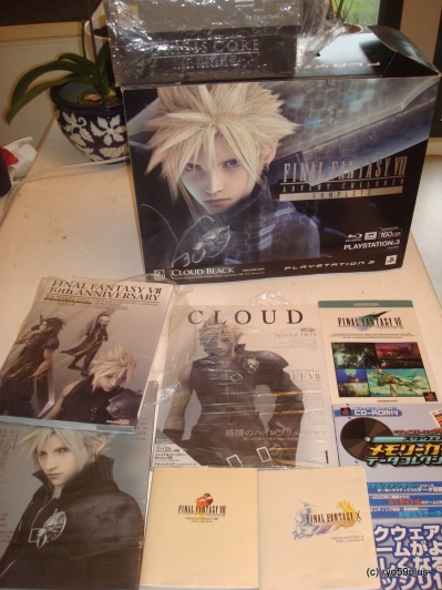 square enix goodies,consoles