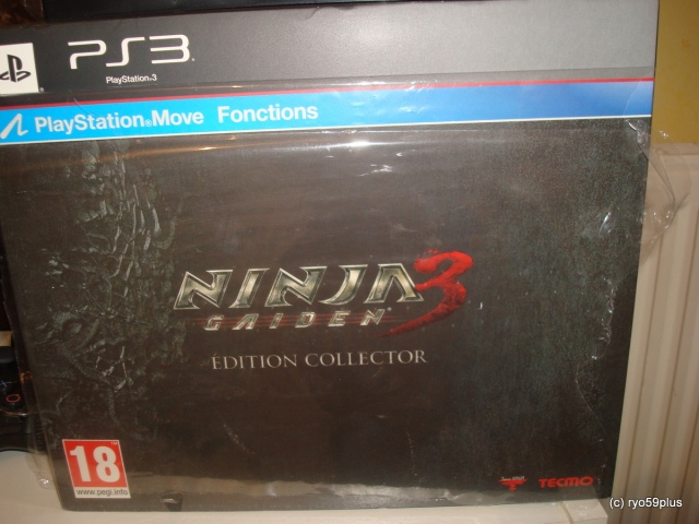 Edition collector of NG3