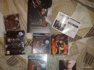 Ninja Gaiden collection