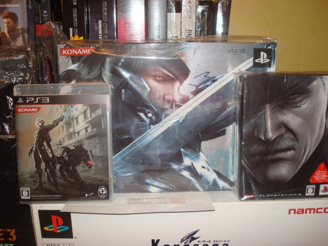 The collection Metal Gear