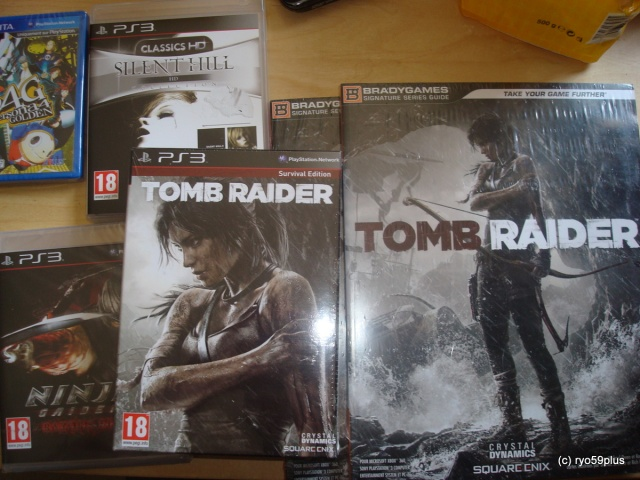 Tomb raider + guide