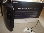 PS3 20 giga d'origine ( 80 giga)