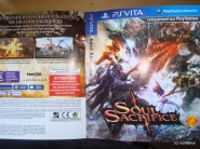 Soul Sacrifice 2nd cover