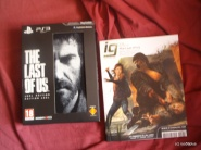 The last of us + IG magazine