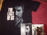 The last of us T shirt +game+IG