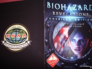 Biohazard revelations shomei hon page 1