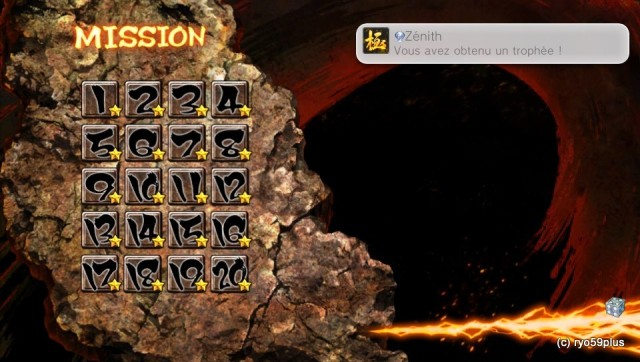 all missions clear