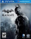 Blackgate cover art