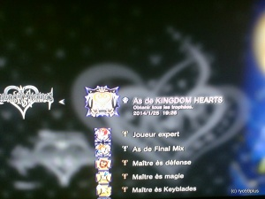 As de Kingdom hearts