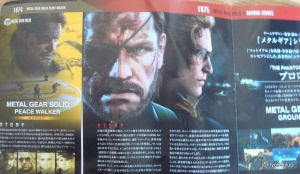 Metal Gear Solid V ground zeroes Jp 2