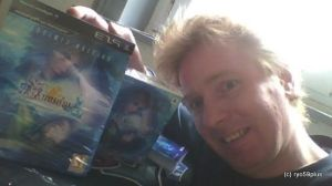 Final Fantasy X/X-2 Hd remaster euro collector & me