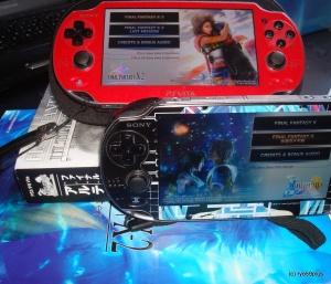 Final Fantasy X/X-2 vita