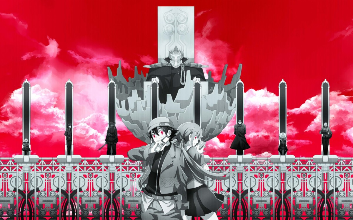 [anime/manga] Mirai Nikki la serie pas comme les autres.