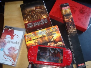 Final Fantasy Reishiki collection