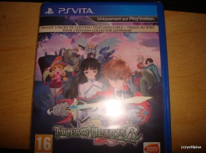 Tales of hearts R vita 1