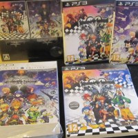 [collection] Kingdom Hearts Hd 1.5+2.5 Remix update collection
