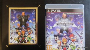 Kingdom hearts 2.5 Hd JP  euro