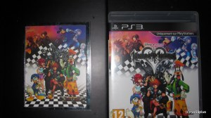 Kingdom hearts 1.5 Hd jp euro