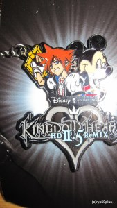 Kingdom Hearts 2.5 Hd remix Pince