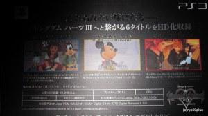 Kingdom hearts 1.5 Hd remix version japonaise packing