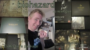 1-Biohazard hd remaster Limited package