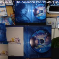 [Collection] Final Fantasy X/X-2 Update:arrivage version PS4 JP