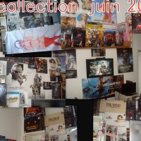 [collection] Ma nouvelle collection  juin 2015-PS,PS2,PS3,PS4,PSP,PSvita +figurine+anime ,autre