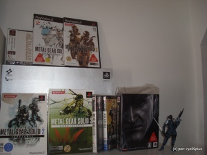 Metal gear forever