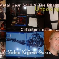 [Unboxing] V est arrive enfin en collector: Metal Gear Solid V: TPP edition special japonaise