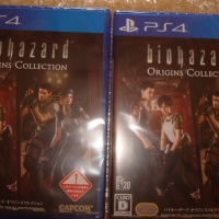 [unboxing]Biohazard origins collection Jp