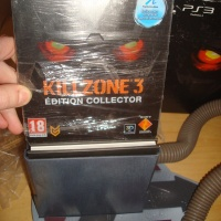 [vente]jeux collector PS3:Killzone 2 -3,Final Fantasy 13_2 ost