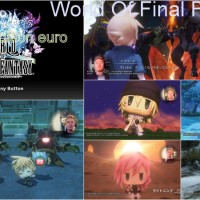 [critique]World of Final Fantasy Psvita