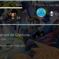 [Trophee]Platine 125 World of Final Fantasy