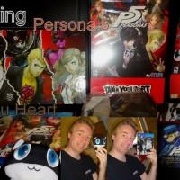 "[Unboxing]Persona5 ""Take you Heart"" Premiun edition"