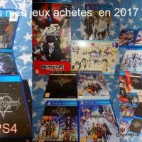 [game]Tous mes jeux 2017 Psvita/PS4