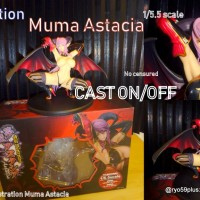 "[Special]Fig Daiki Sadakage Illustration ""Muma Astacia"" 1/5.5 Scale +18ans"