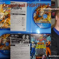 [reception]Dragon Ball FighterZ edition PS4 JP