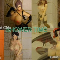 [Special]+18ans Figurine Shower  sexy