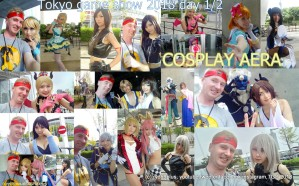 1-cosplay Public day 1