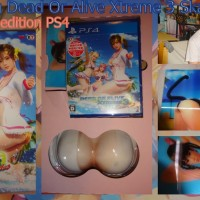[Unboxing]DeadOrAlive Xtreme 3 skarlet Collector PS4 edition
