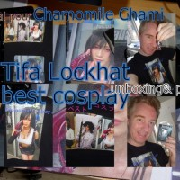 [Extra]Reception Chamomile tifa lockhat Tshirt